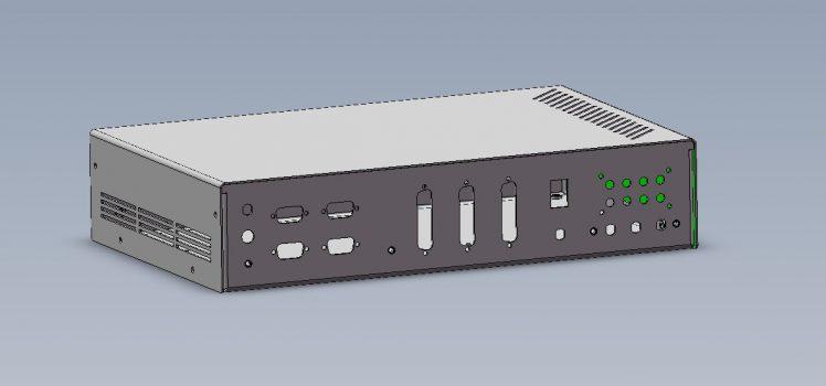 Enclosure CAD File