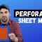 Perf Sheeet Metal