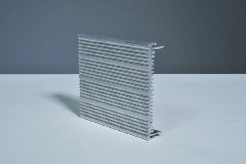 2U Aluminum Extrusion