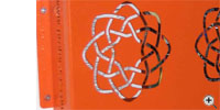 Celtic cutout