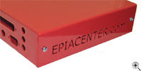 Epiacenter  cutout