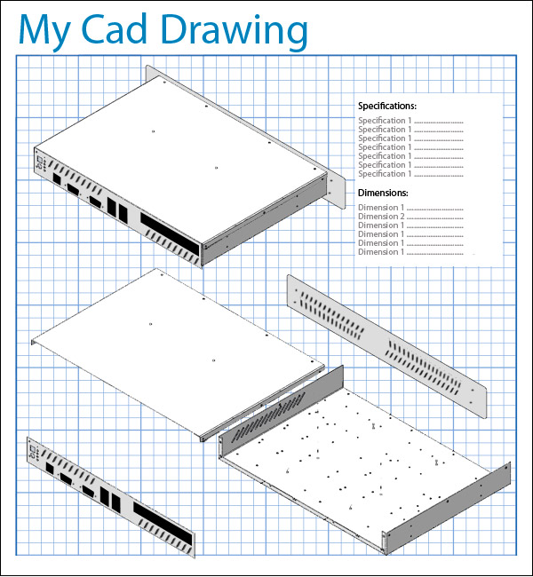 Send Us Your CAD Drawing