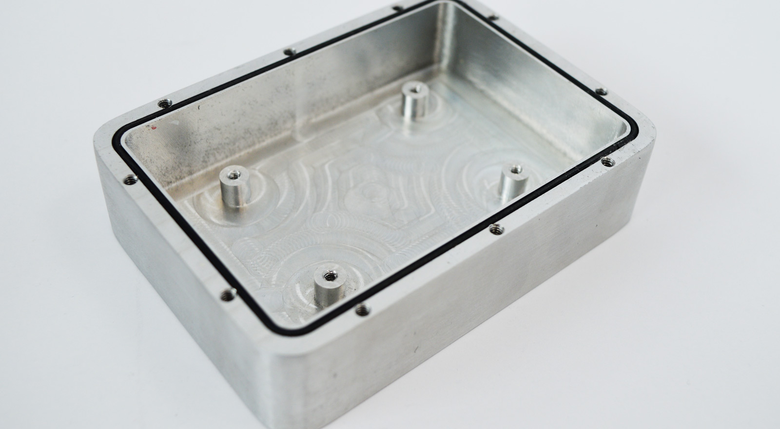 CNC Machined Enclosure