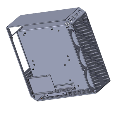 Fully Custom Enclosures For Computer Applications Built
