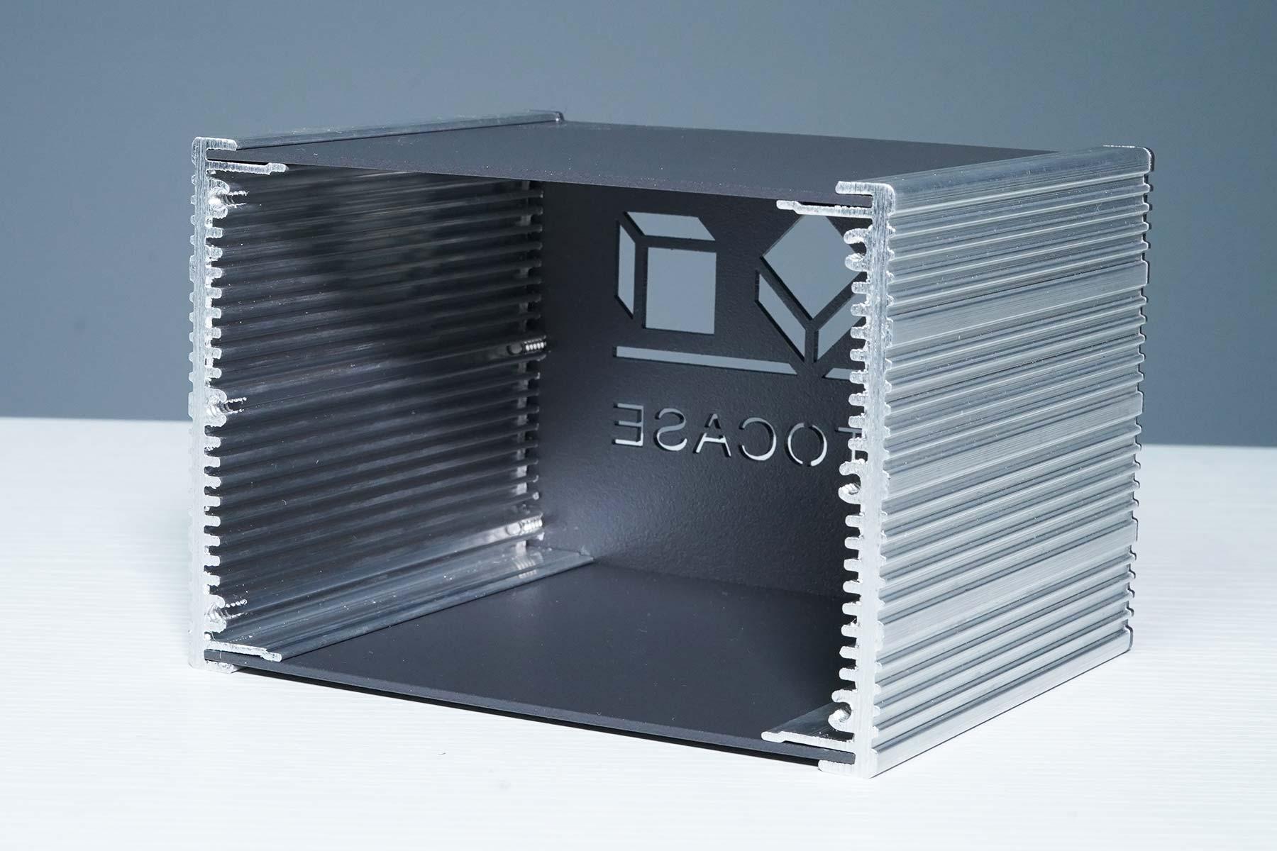 Extruded Aluminum Enclosures, built in 2-3 days