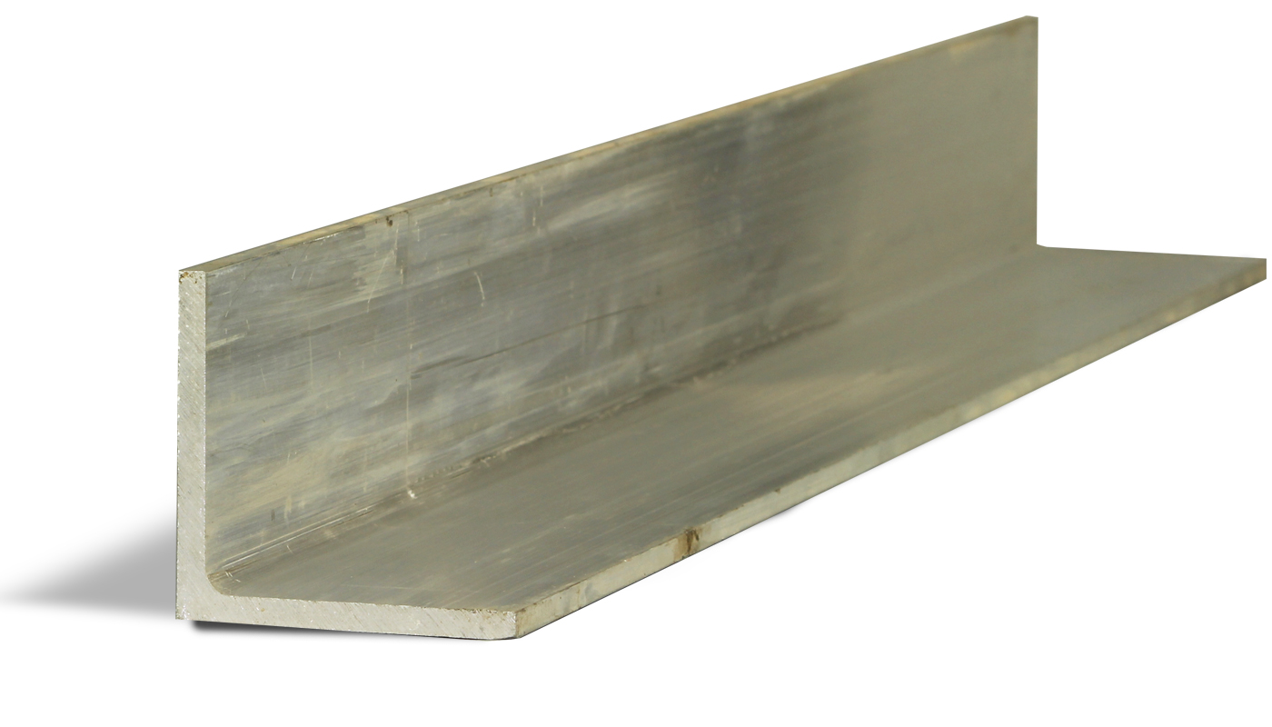 Stocked Aluminum Alloy (Angle)