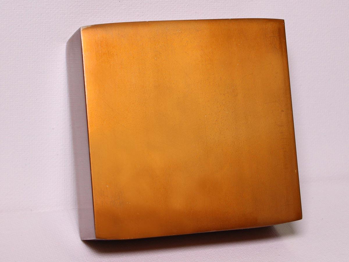 Anodized Aluminum - Gold Dye