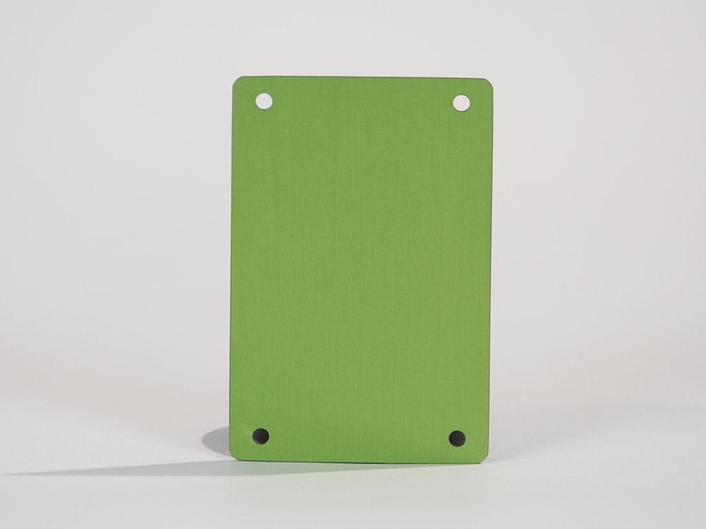 Green AEN Anodize