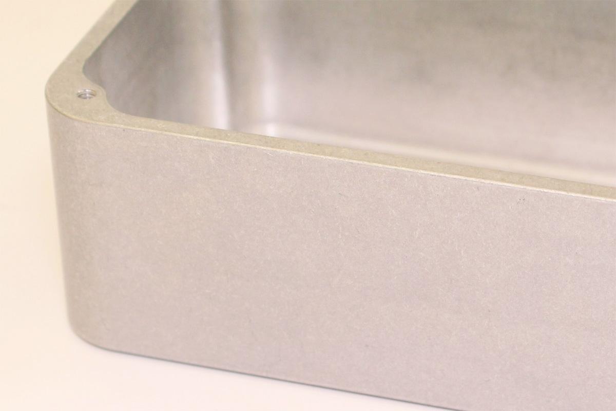 CNC Milling: Vibratory Finish