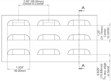 sheet metal design guidelines