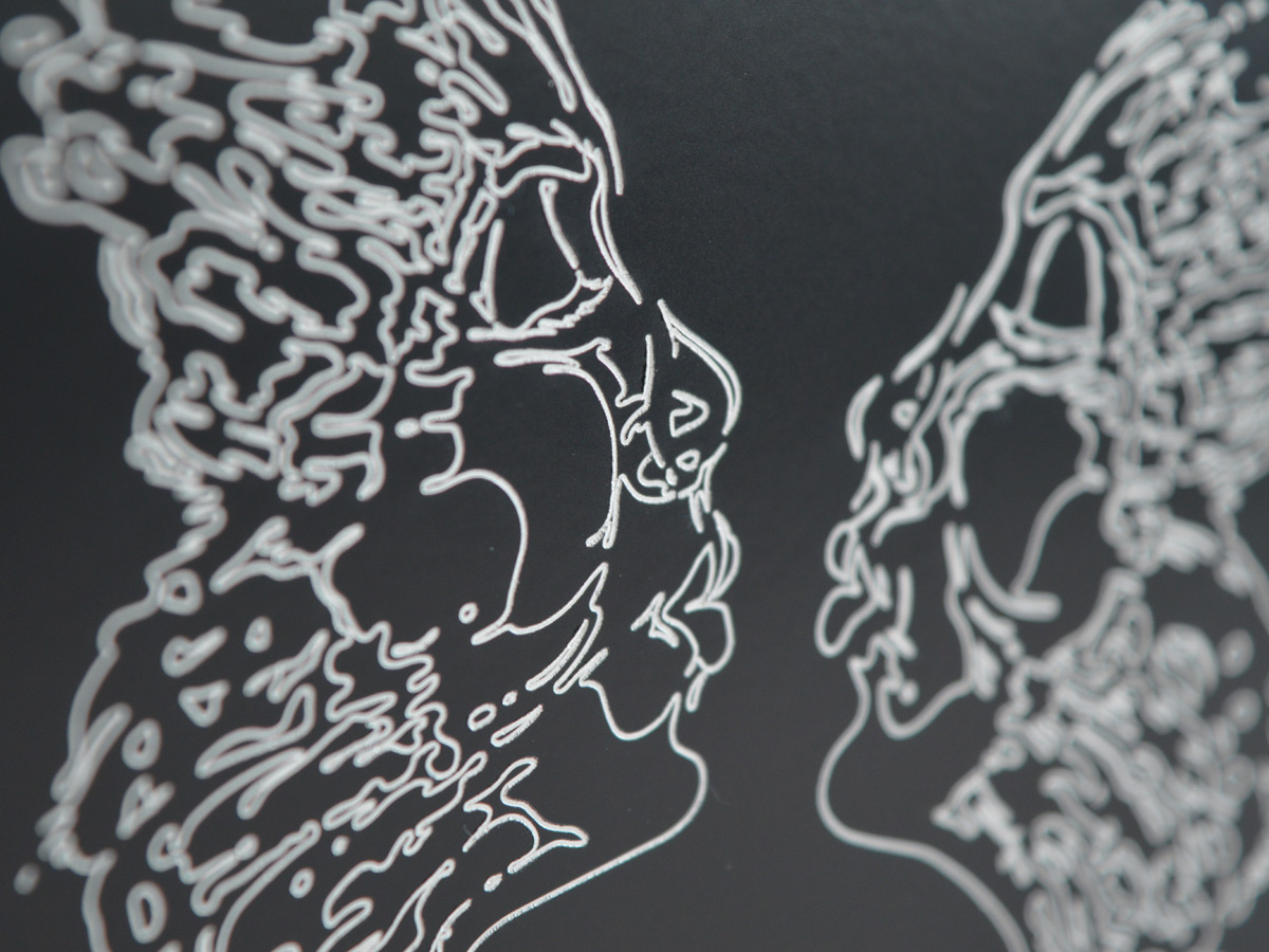 Machined Engraving by Protocase
