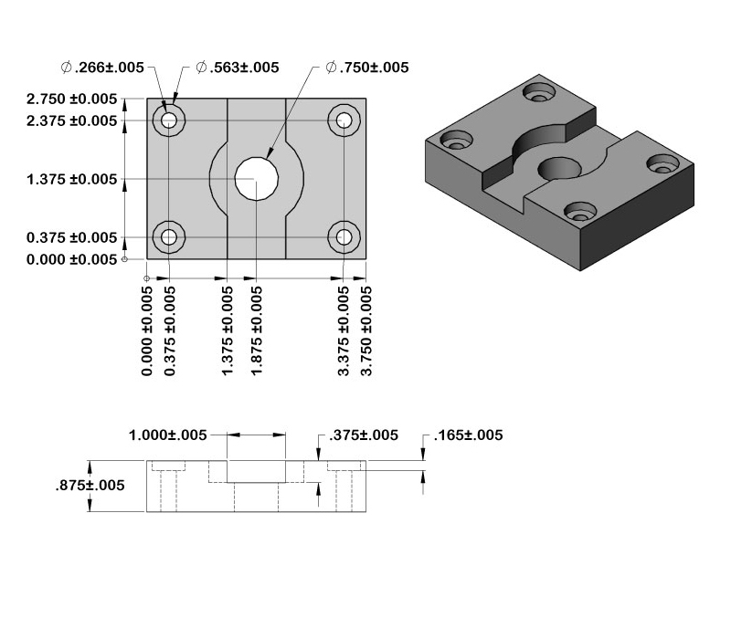 CNC Machining Tolerances